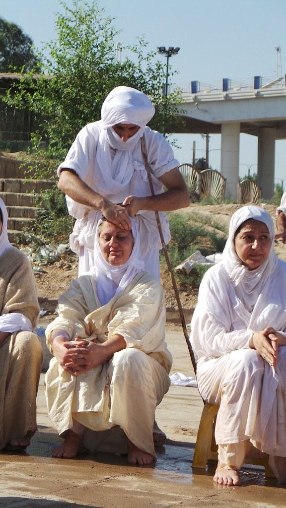 Mandaean, Sabean in Iraq :: Joshua Project
