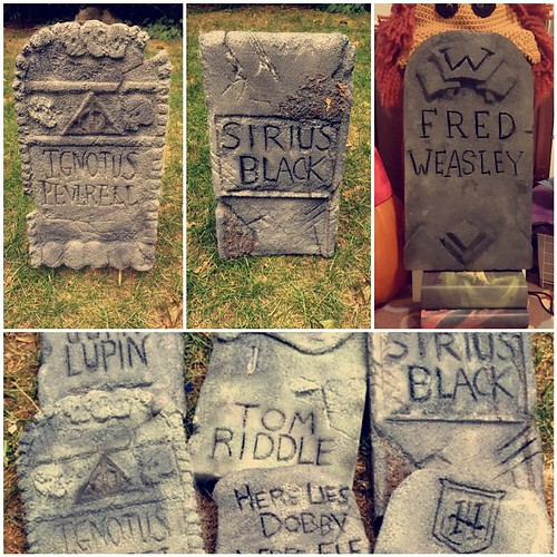 Harry Potter Themed Halloween