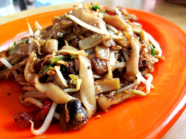 Jiali Cafe Penang char kway teow