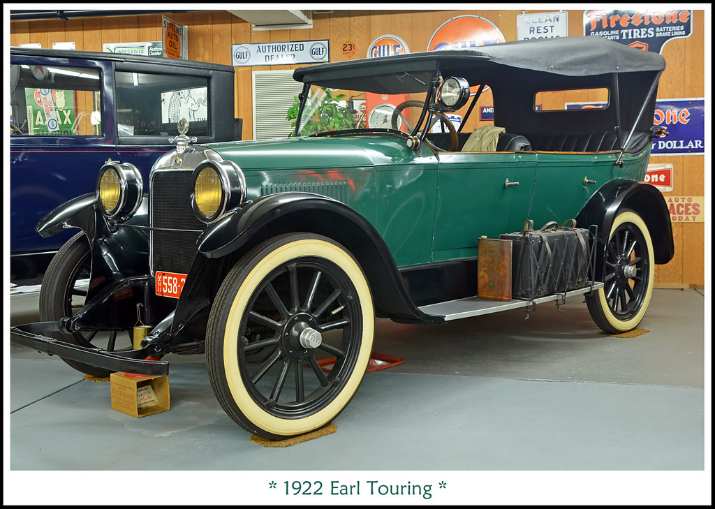 1922 Earl Touring Visit On June 10 2014 With My Flickr