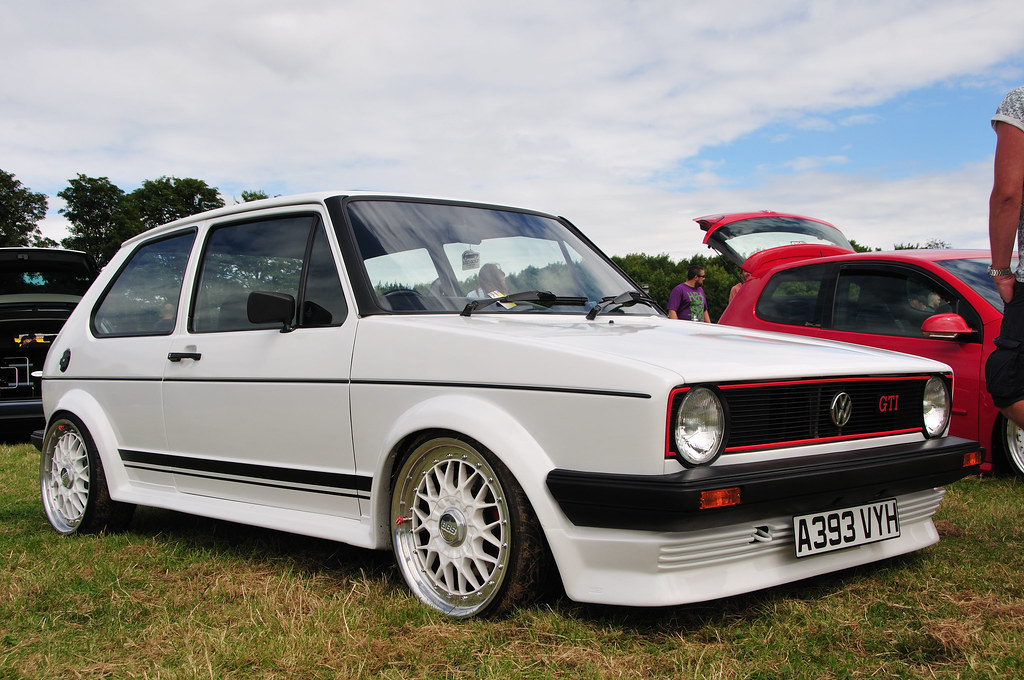 vw golf mk1 bbs body kit fueled society car show. Black Bedroom Furniture Sets. Home Design Ideas