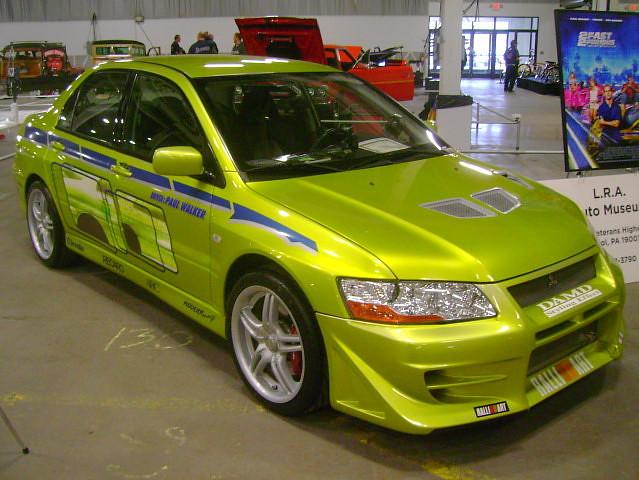 "2001 Mitsubishi Lancer Evolution VII | ""Hero car"" driven ..."