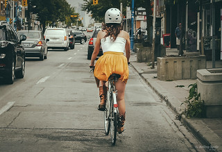 Roll along Bloor | by Rolling Spoke