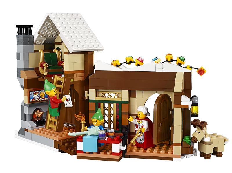 LEGO Creator Expert 10245 - Santa's Workshop   More informat…   Flickr