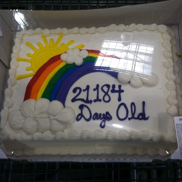 Office Birthday Cake Alternatives