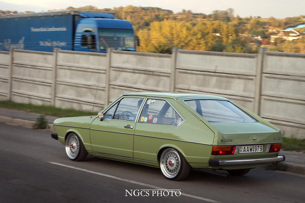 1976 Volkswagen Passat 1 3 L G 225 Bor Csaba N 233 Meth Flickr