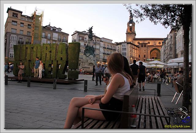 1 Fin de semana en Vitoria Gasteiz