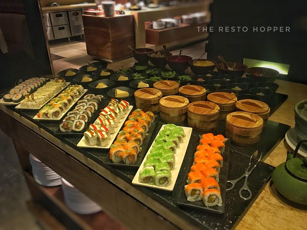 Japanese: Sushi and Maki
