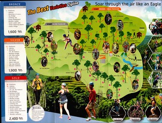Brochure Eagle Track Zipline Chiang Mai Thailand 02
