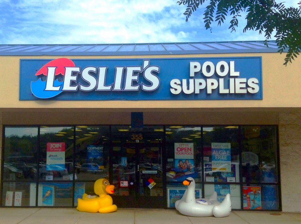 Leslie S Pool Supplies Kansas City Mo