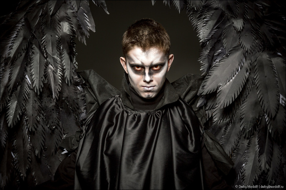 angel of darkness costume men - photo #2