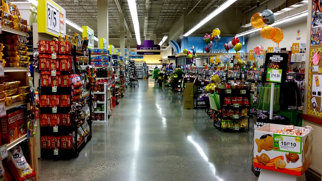 Giant Food Stores Layout