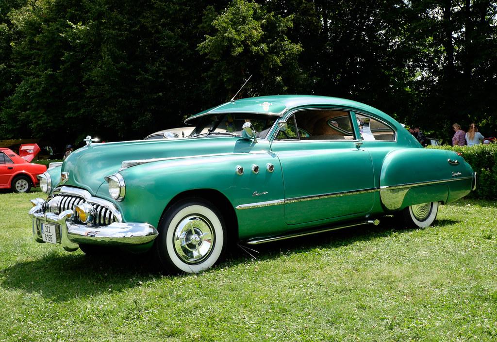 1949 Buick Super Sedanette Buick Super Dynaflow Sedanette