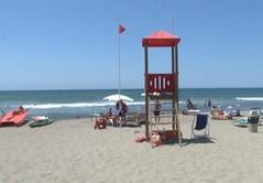 spiaggia bagnino