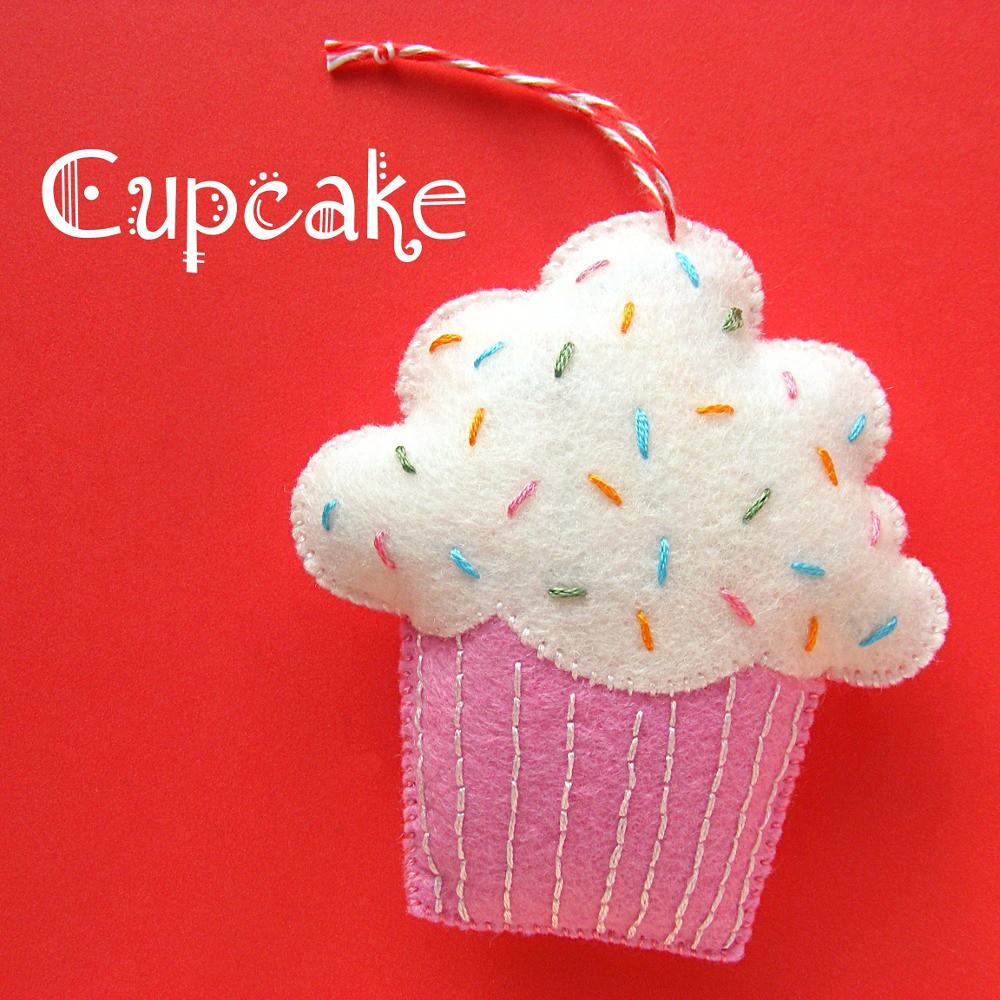 Christmas Ornament Cupcakes Cakes