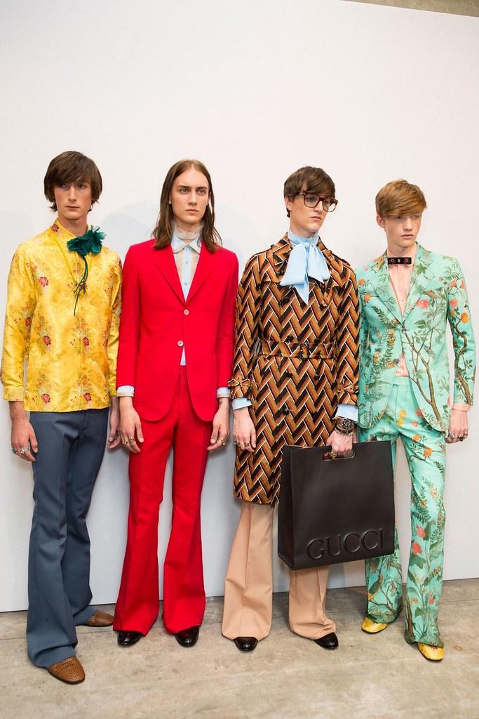 SS16 Milan Gucci233_Cosme Carellas, Martin Bohlin, Mathieu Perrais, Liviu Scortanu(fashionising.com)