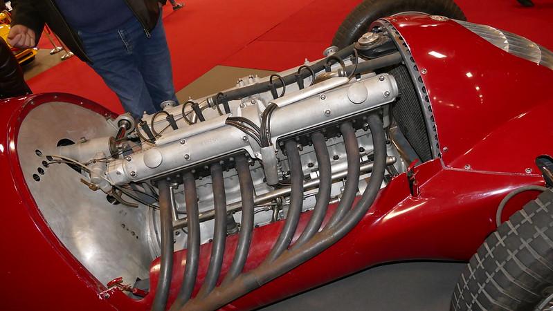 Alfa Romeo 308 Monoposto 1938 - Retromobile Paris 2017 32475163620_9b009c5fba_c