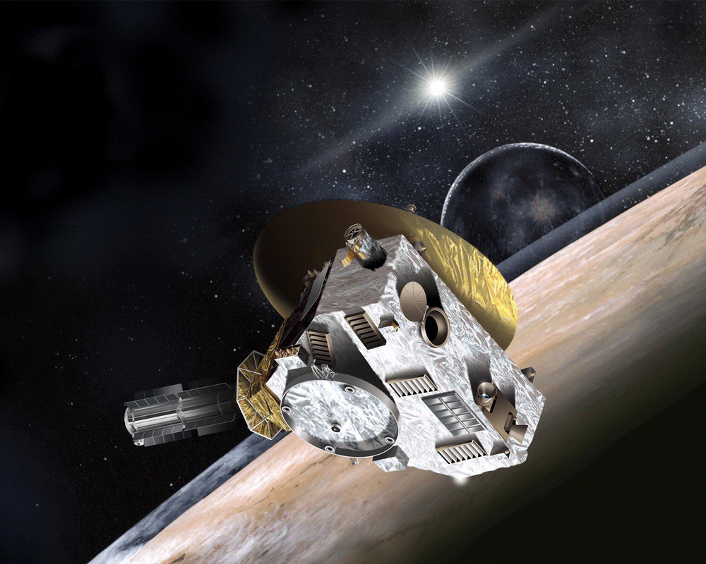 TONIGHT, JULY 16, 2014! Ask Experts About the New Horizons Mission to Pluto! | by NASA's Marshall Space Flight Center