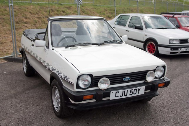 1983 ford fiesta xr2 fly convertible flickr photo sharing. Black Bedroom Furniture Sets. Home Design Ideas