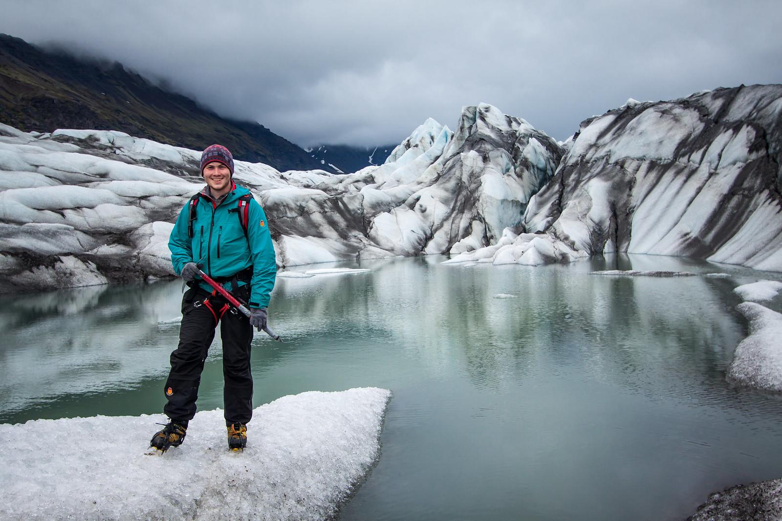 Ісландські нотатки. Частина 5: Льодовики