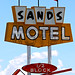 Sands Motel sign - Route 66, Grants, New Mexico