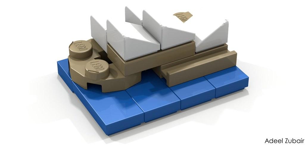 Sydney Opera House Lego Lego Set Sydney Opera