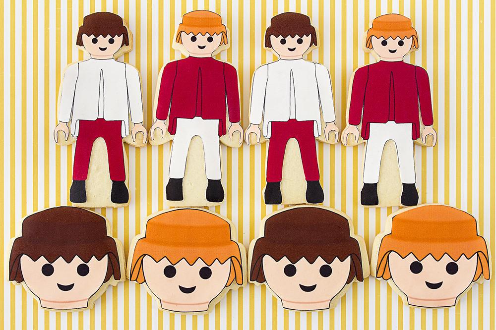 Cumpleaños Playmobil