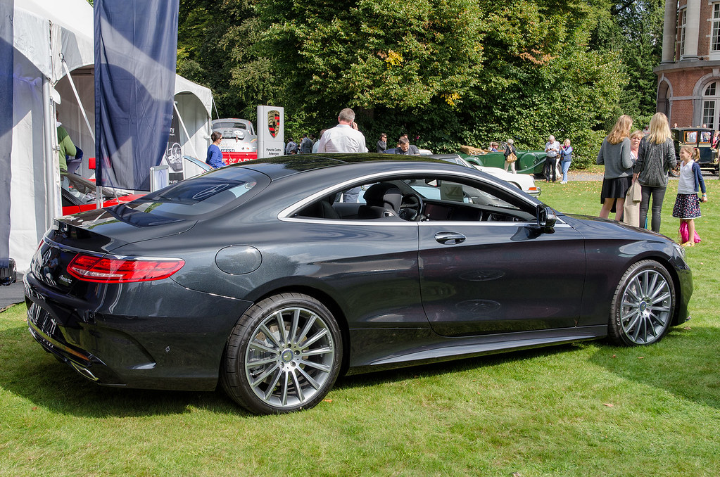 mercedes s 500 amg line coupe 2014 r3q 2014 antwerp concou flickr. Black Bedroom Furniture Sets. Home Design Ideas