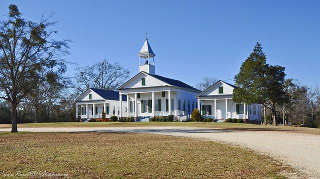 Pleasant Hill Al Pleasant Hill Baptist Church Ca 1850