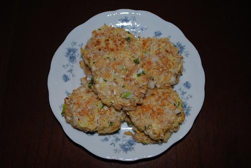 5 grain zucchini cakes (2)