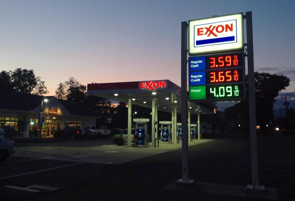 Resultado de imagen de exxon