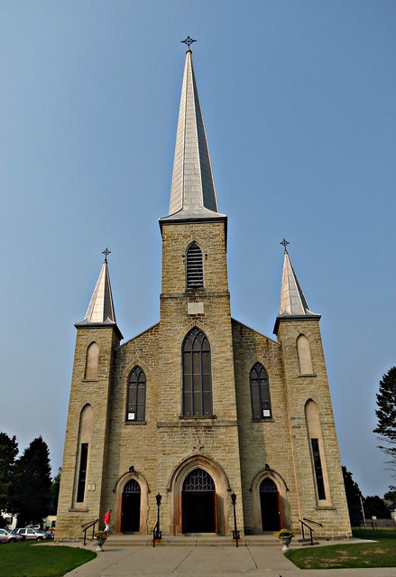 St John The Baptist Roman Catholic Church Heritage Perth