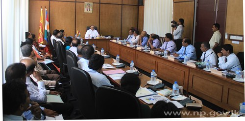 Mid-Term Progress review meeting convened – 12 August 2014