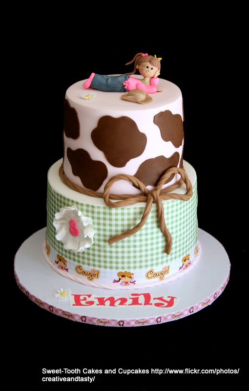 Cowgirl Cakes Images