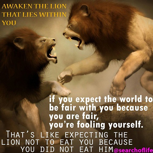 Lion Quotes Strength L...