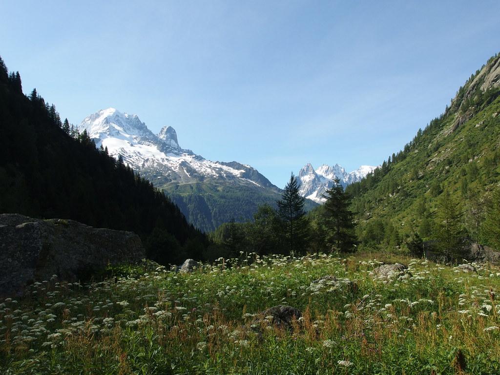 Path from Col des Montets to Lacs des Chéserys @ Hike to Lacs des Chéserys, Lac Blanc, Lac Cornu & Lacs Noirs @ Réserve Naturelle des Aiguilles Rouges @ Chamonix