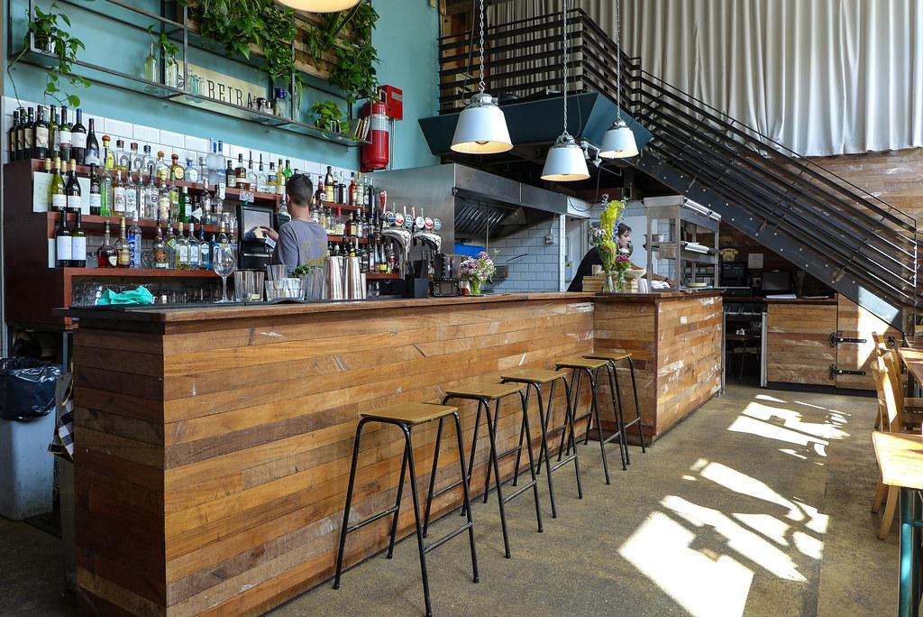 Kitchen Bar Front Ideas