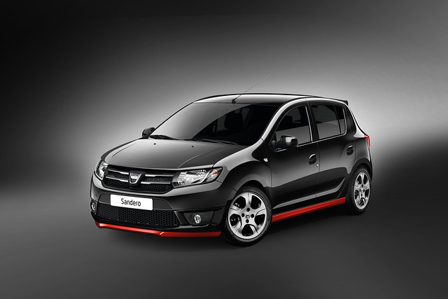 dacia sandero kit sport flickr photo sharing. Black Bedroom Furniture Sets. Home Design Ideas