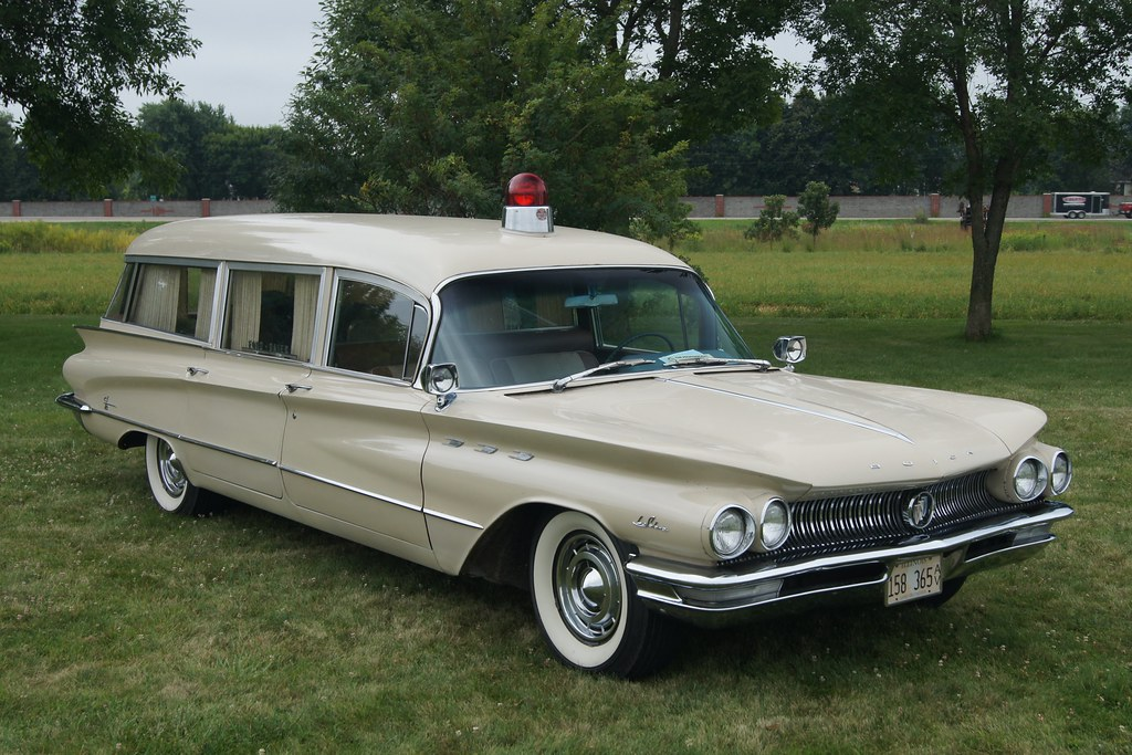 1960 Buick Lesabre Cotner Bevington Hearse Ambulance Flickr