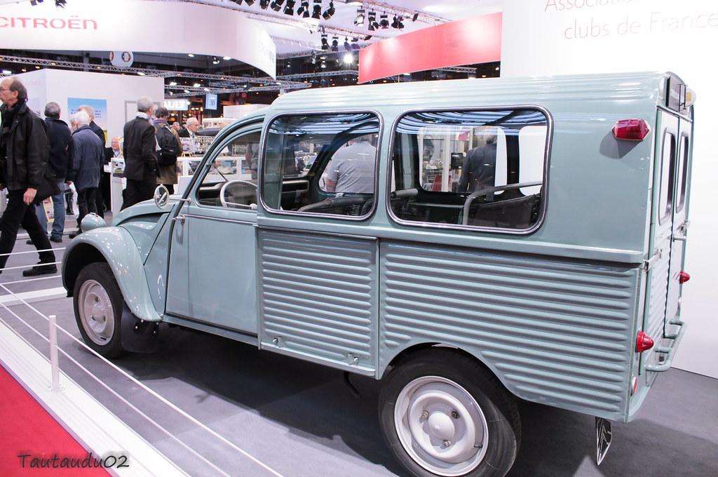 citro u00ebn 2cv ak 350 glacauto 1964