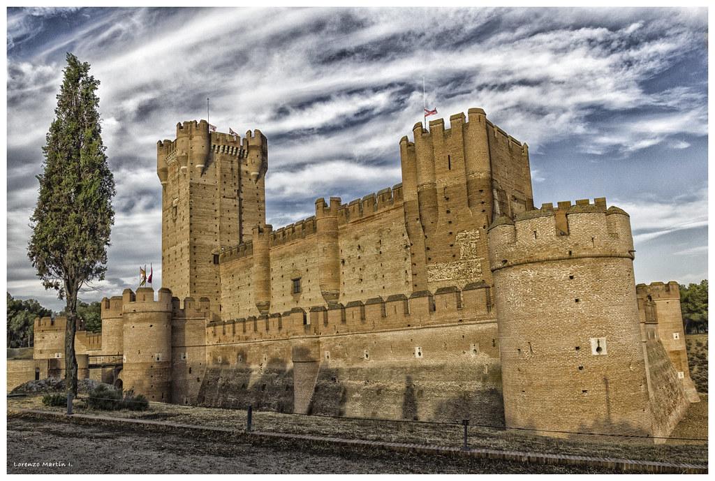 Valladolid medina del campo castillo de la mota el - Spa en medina del campo ...