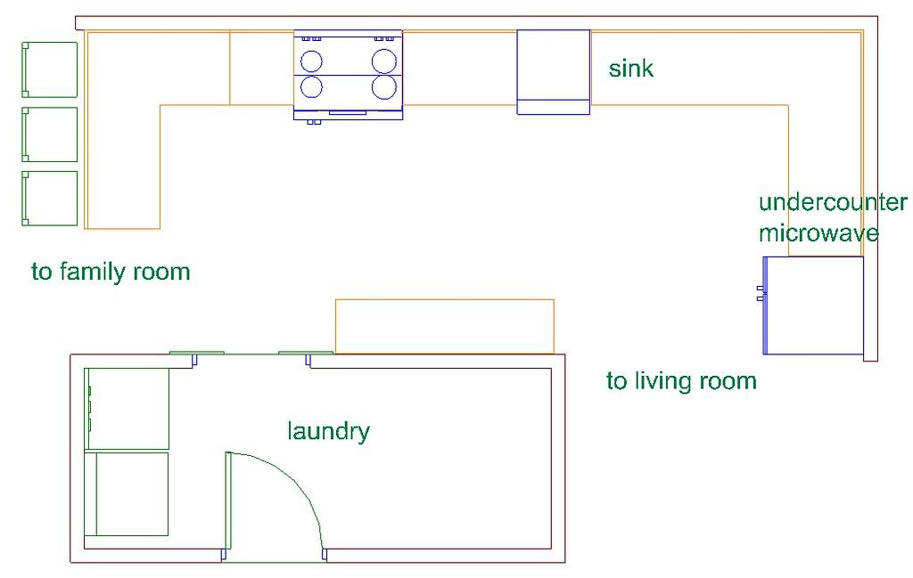 Kitchen Barn Door Ideas