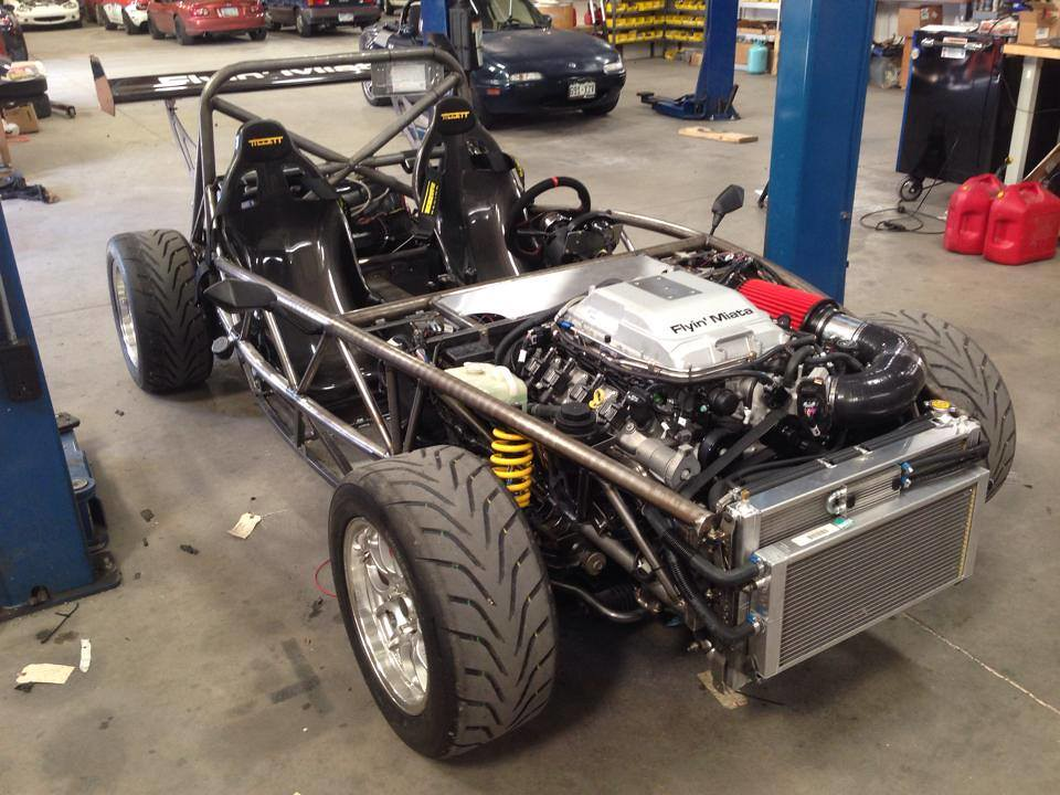 Exocet Kit Car For Sale