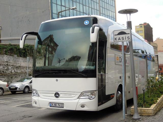 Mercedes-Benz 的Travego大巴士
