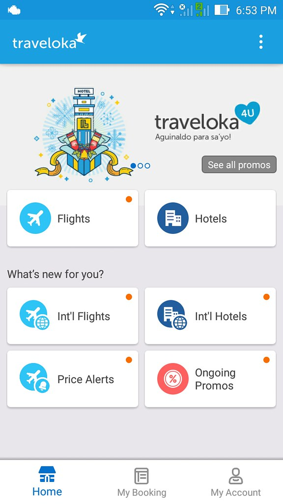traveloka app