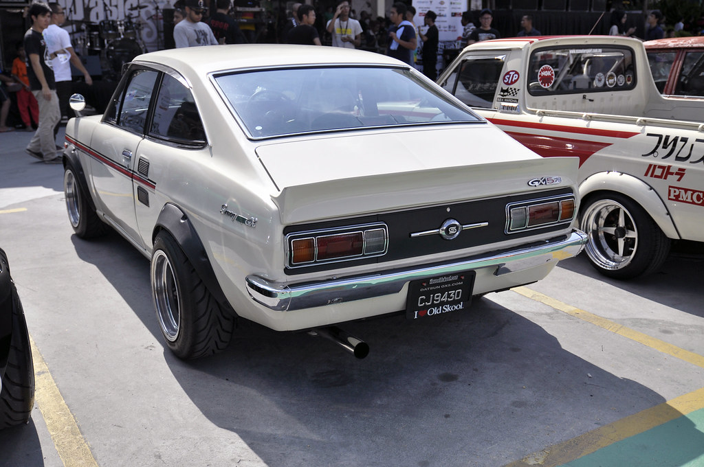Datsun Sunny 1200 Coupe Gx Art Of Speed Asia 2014
