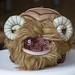 Bantha plushie from Star Wars (Explored)