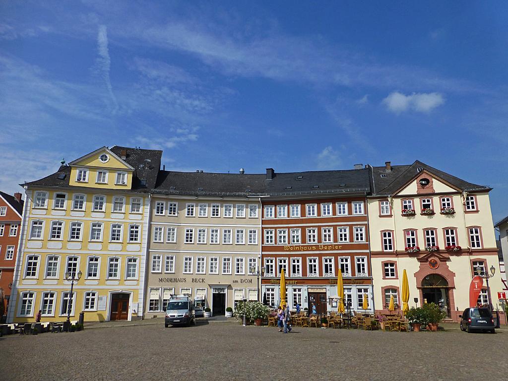 domplatz wetzlar domplatz at old town wetzlar der domplatz flickr. Black Bedroom Furniture Sets. Home Design Ideas