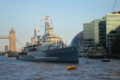 Крейсер «Белфаст». HMS Belfast