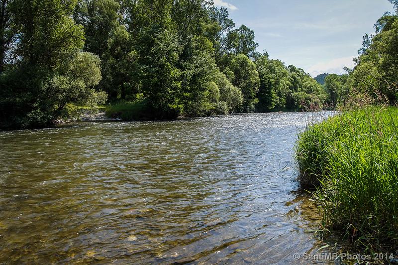 El río Segre